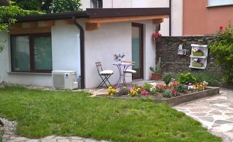 Nice Studio-Monolocale with Garden