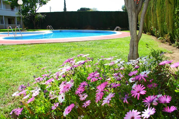 Apartment with pool - Cambrils - Apartment