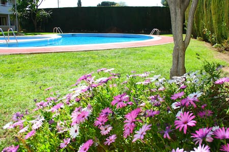 Apartment with pool - Cambrils - Wohnung