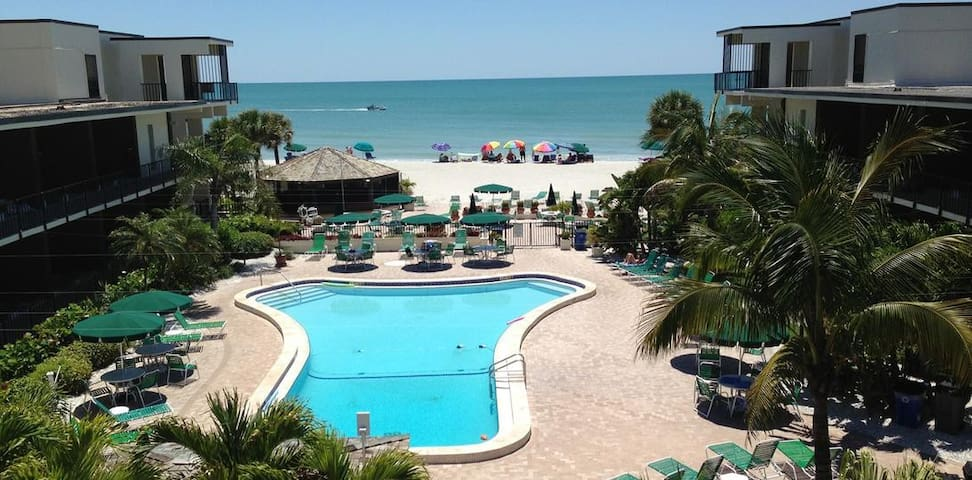 Lido Key FL Beachfront Condo