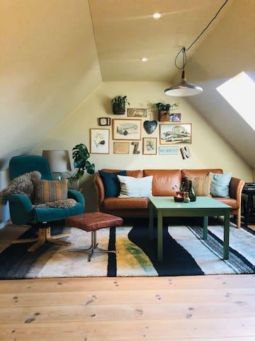 Dejlig hygge stue