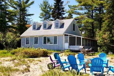 Bois Blanc Island Retreat