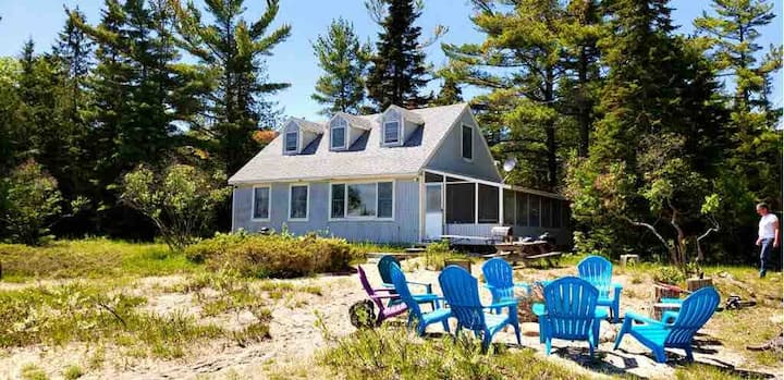 Bois Blanc Island Retreat
