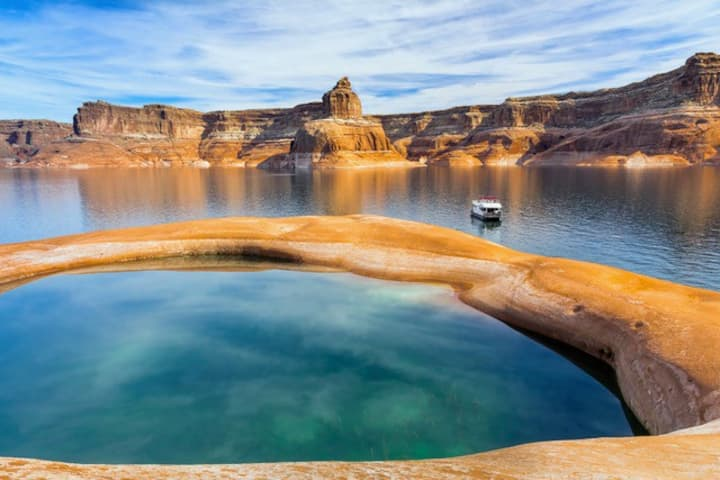 Horseshoe Bend, Antelope Canyon, Lake Powell Home!
