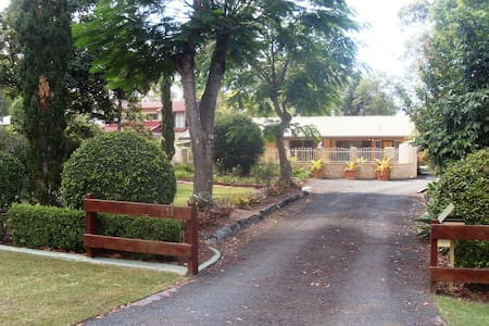 Quiet and cosy on 1/2 acre. - Capalaba