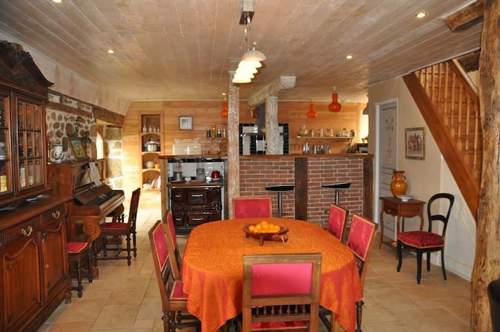 les Escures - Sexcles - Bed & Breakfast