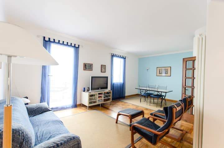 Cozy apartment by the Sea - San Remo city center