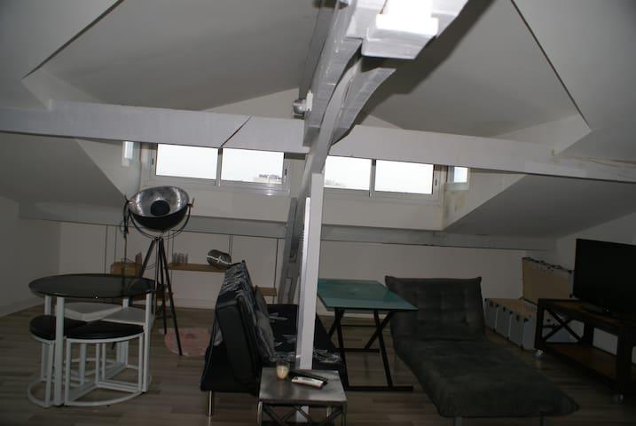 Le mini loft