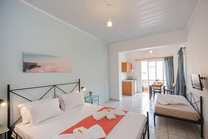 Avenue Hotel Falasarna | Room 2