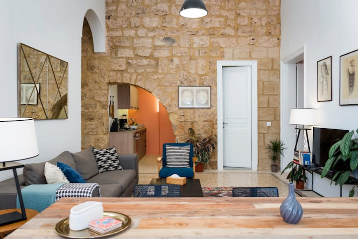 More Than a Stone Wall 2BR Apartment