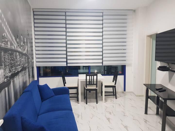 Maxus Ashdod Beach Hotel Apartments Sea View