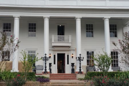 Rankin-Mercer House Estate and Gardens - Gastonia - Bed & Breakfast