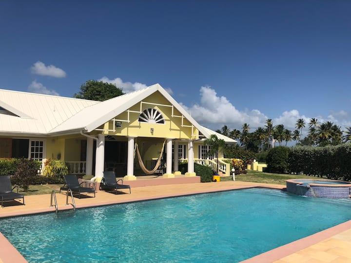 Tobago Plantations  Best Casa de Playa in Tobago