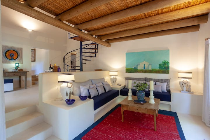 Etnia Casa Hotel - Villa Afín para 4 pessoas com Vista Jardim