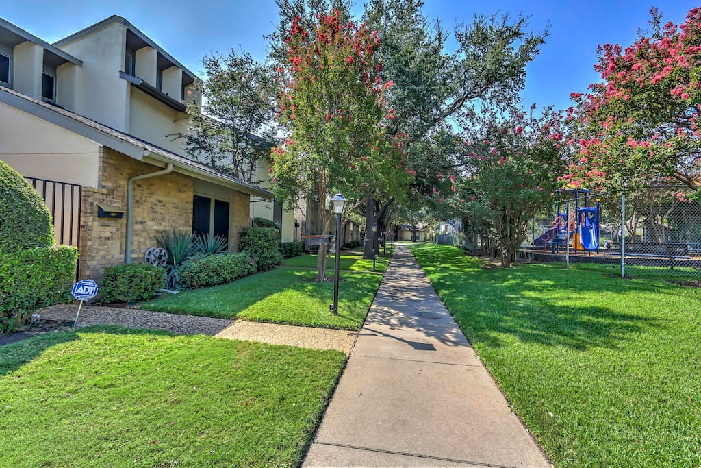 This townhome is only a short drive from countless area attractions!