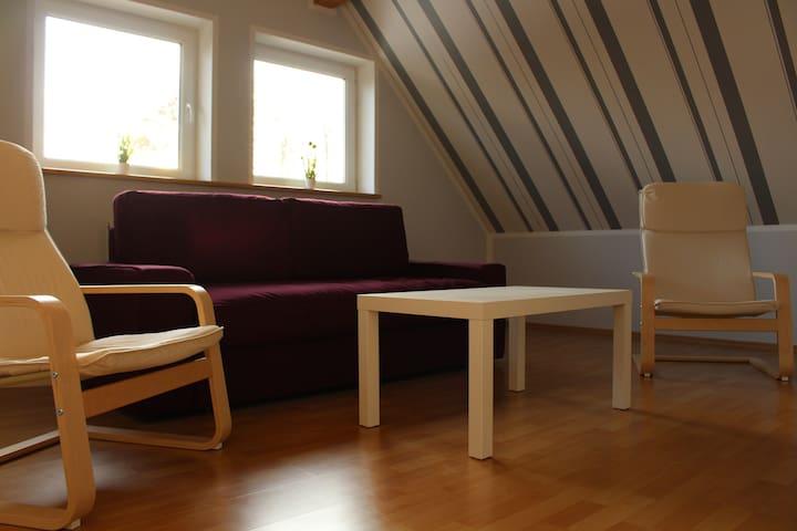 Schönes Apartment in Flussnähe II - Bremen