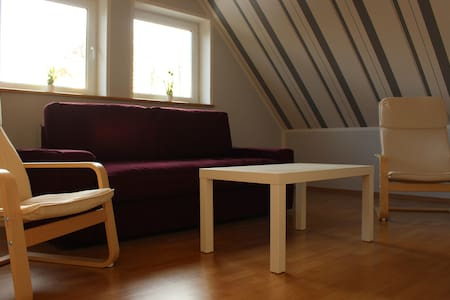Schönes Apartment in Flussnähe II - Bremen - Apartment