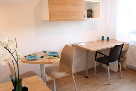 Studio 24m2 proche Gare RER - 卡尚 (Cachan) - 公寓