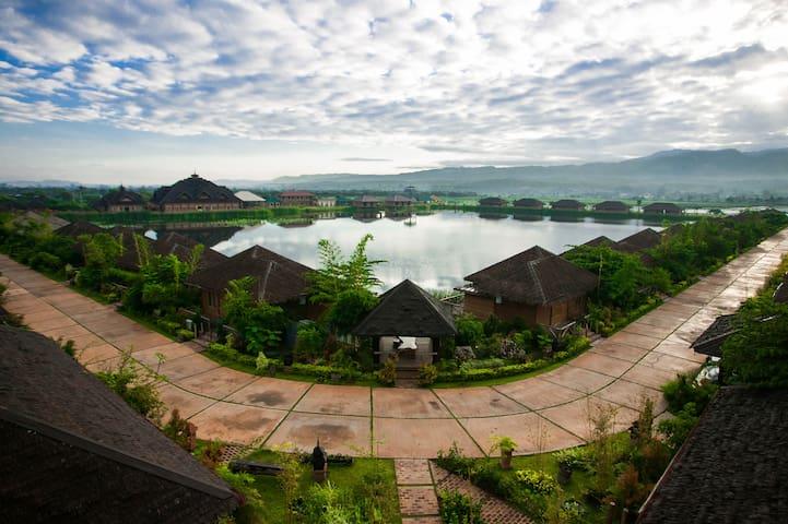 Little Paradise in Nyaung Shwe, Royal Nadi Resort