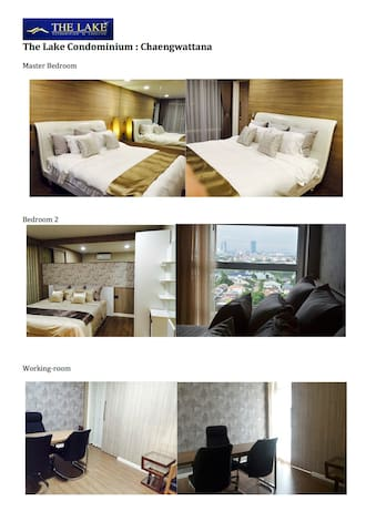 The Lake Condominium - Pak Kret - Appartement