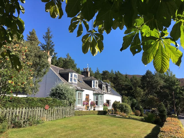 Cranford B&B in Braemar, Royal Deeside