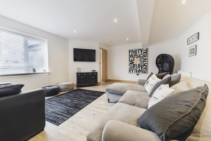 Boutique Newquay Apartment at Ranelagh Court