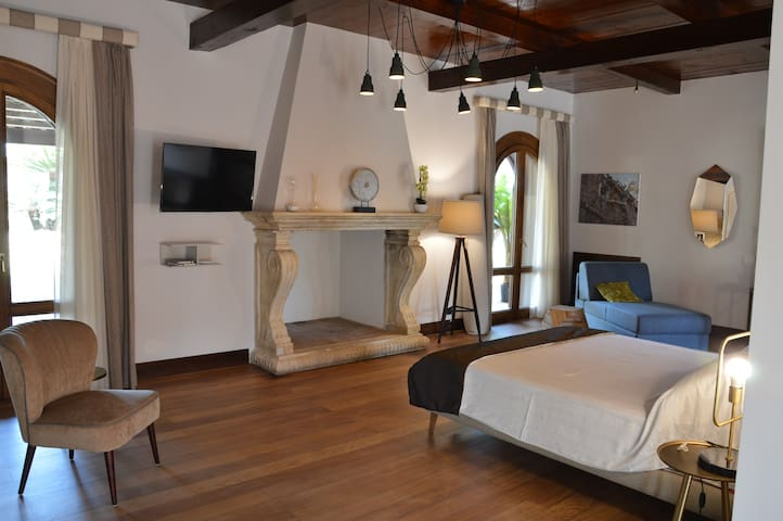 CasaRealia - Maddalusa - Family room
