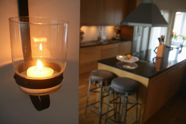 Lägenhet med utsikt i världsklass - Ängelholm - Apartment