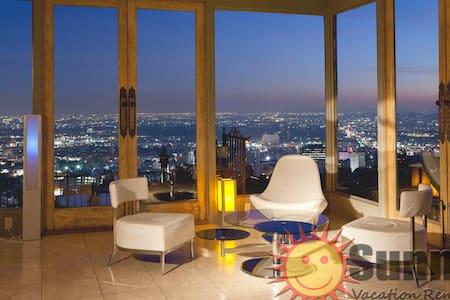 #105 Sunny Hollywood Hills 2BR/2BT w/ amazing view - Los Angeles - Villa