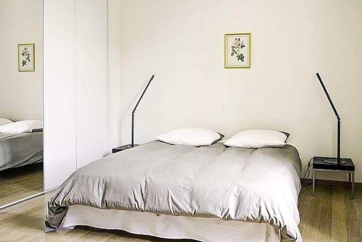 Gîte La Maison Pastel - Villesiscle - Apartment