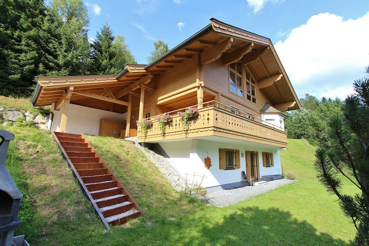 Luxurious Chalet in Saalbach-Hinterglemm near Ski Area