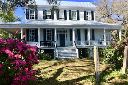 Historic Southern Home in Paradise