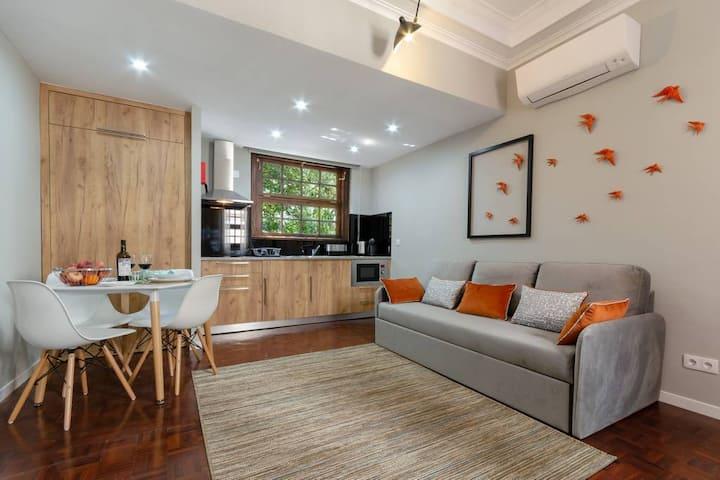 LeJardin 101 - family apartment in Entrecampos