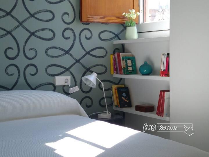L´Esplai Valencia Bed and Breakfast - Apartamento 1 Dormitorio L´Esplai Valencia - Oferta 45% Descuento