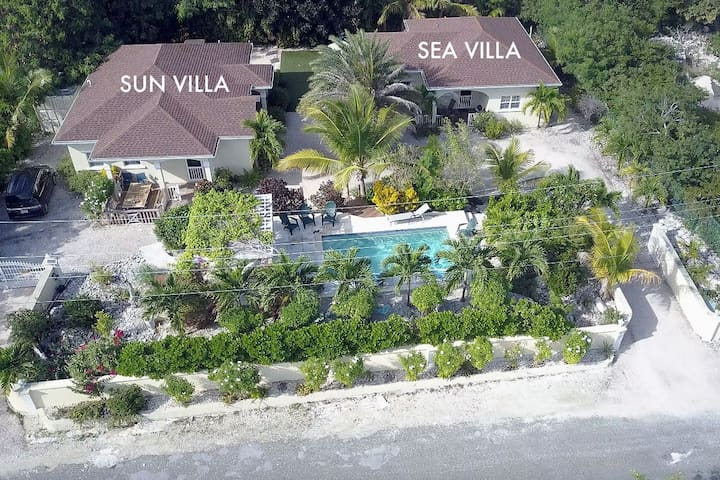 Sea Villa in Long Bay (Can be rent with Sun Villa)