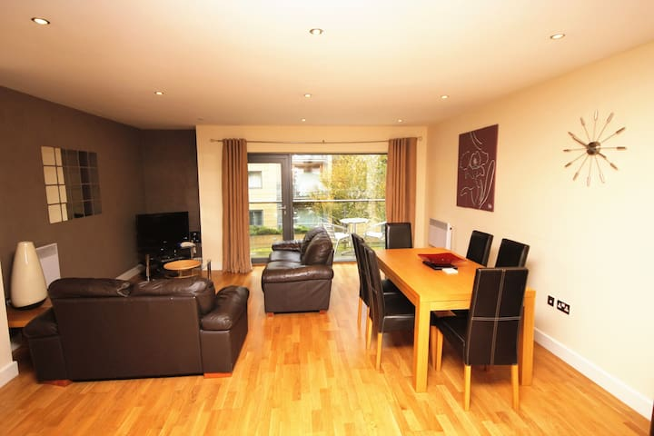 Luxury Gosforth 2 Bedroom Apt (G2) - Newcastle upon Tyne - Apartment