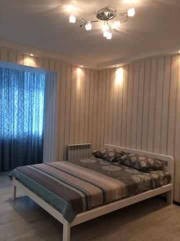 Квартира в прекрасном комплексе в Одессе