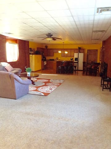 Spacious! Over 1500 square foot.