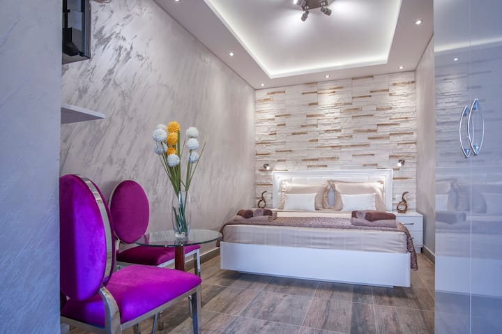 Luxury Boutique Studio⭐⭐⭐⭐⭐200m from Old Town
