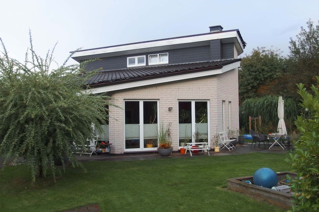 Einfamilienhaus Zwischen Hamburg Und L 252 Beck Maisons 224
