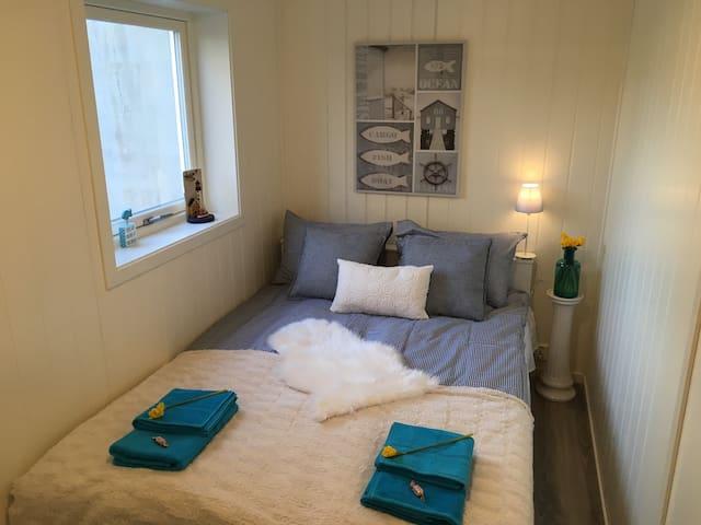 Liten leilighet 150 m fra stranda - Båttur tilbys - Son - Apartment