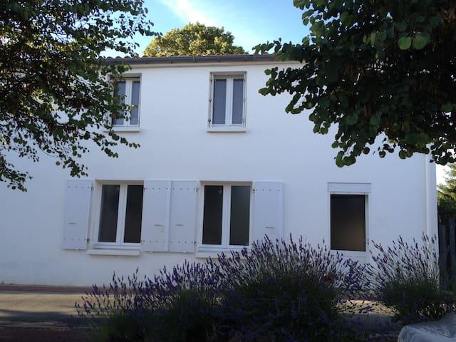 Maison 2-4pers entre La Rochelle et La Tranche/mer