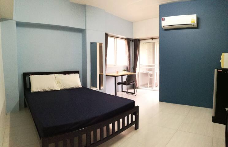 Room@Ngamwongwan Rd.20mins from Don Mueang Airport