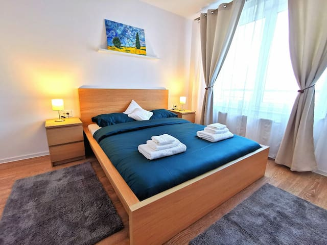 ⭐ Brand NEW ⭐ Modern Studio Coresi Residence