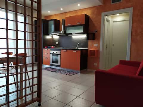 Appartamento indipendente per due persone