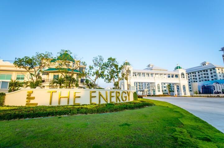 The Energy HuaHin  sea view room