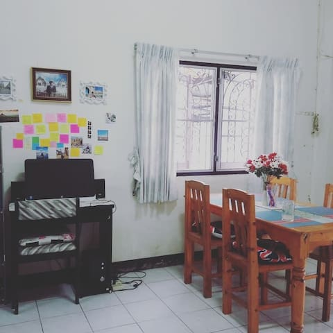 Small lovely room opposite the university