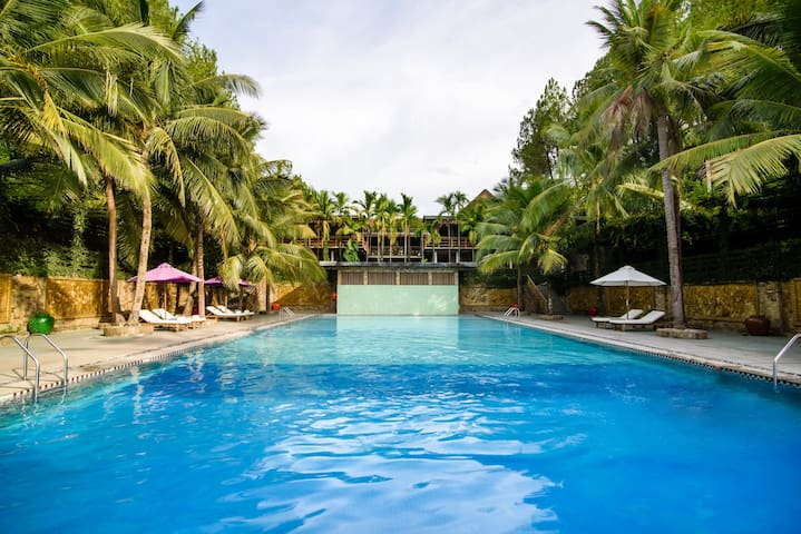 Sankofa Village Hill Resort & Spa