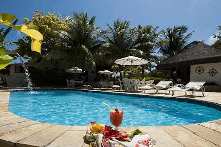 Dolphin Hotel - Varanda - Fernando de Noronha