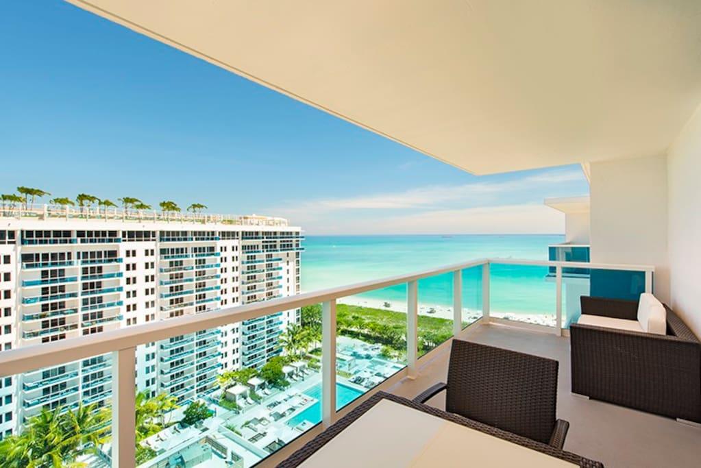 Roney Miami Beach Elevator